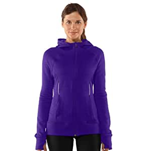 Under Armour Women's UA Storm Fleece Hoodie X-Small Purple