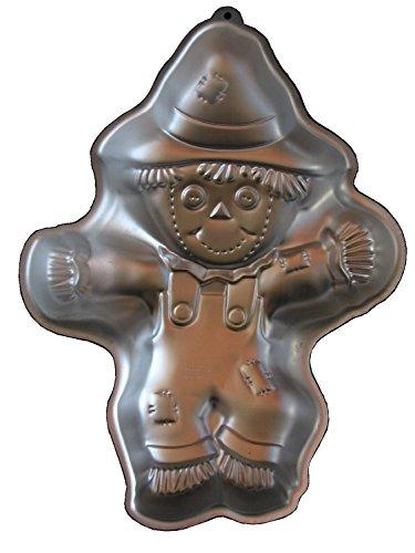 Wilton Cake Pan: Scarecrow/Leprechaun/Witch/Clown (2105-801,