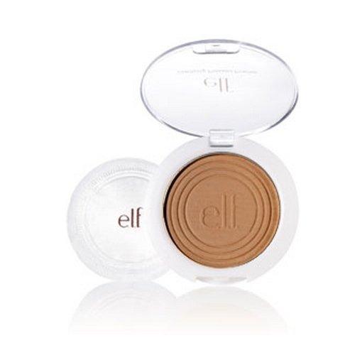 e.l.f. Cosmetics Clarifying Pressed Powder - Toffee (Elf Powder Pressed)