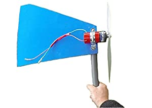 Small Wind Turbine 12 Volt Generator Kit