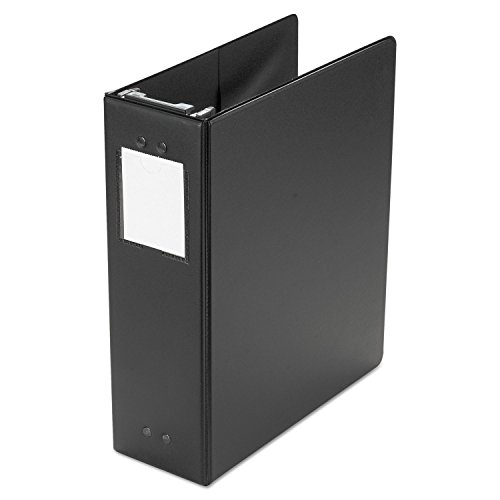 Wilson Jones 36544B Hanging Ring Binder, Vinyl, 2