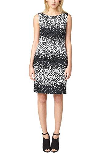S.Oliver Premium 01.899.82.2143 - Vestido Mujer Schwarz (black 99C4)