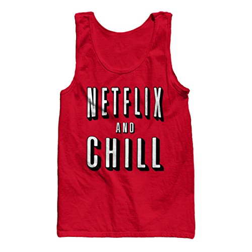 brklyn-kings-netflix-chill-mens-tank-top-red-small