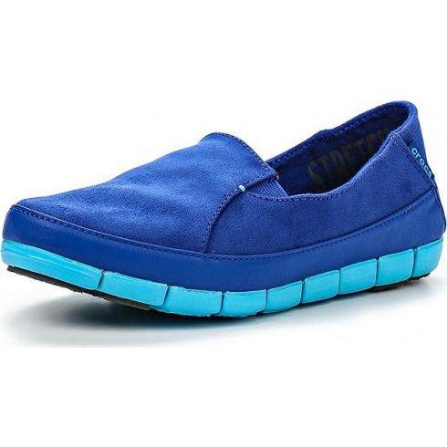 Blue Espadrillas 37 36 And EU Blue Blu Crocs Basse Donna Cerulean Electric dTxqaXUX