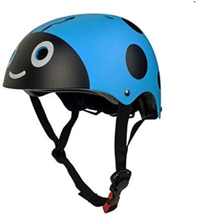 FH サイクリングヘルメット、安全ヘルメットボーイガールサイクリングスケートスケートボードヘルメット、多色チョイス (Color : A)