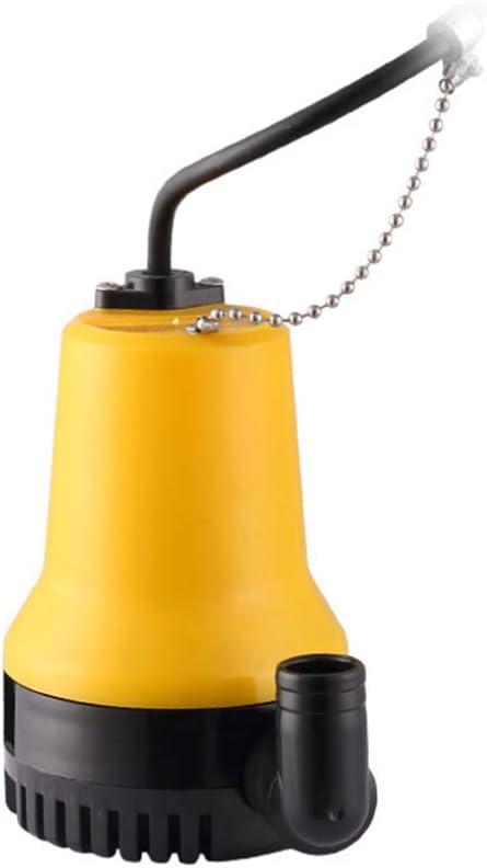 Cabilock 1 Pc AC 12V / 24V 65W Potente Bomba de Agua Sumergible silenciosa para estanques de Peces Estatuas Fuentes de acuarios