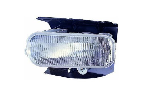 Ford F-150 / 150 Heriatage / 250LD 99-04 / Expedition 99-02 Foglight Assembly (Pickup XL.XLT.LARIAT Model without STX Edition / King Ranch Model) RH USA Passenger Side NSF