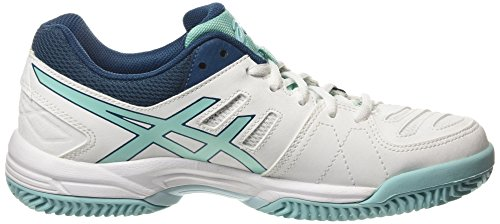 pool Pro Sg Blanc padel 0139 Steel blue De Gel Asics Chaussures Blue Tennis 3 Femme white xTFwPzEzqI