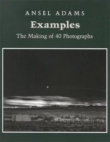 Examples  The Making Of 40 Photographs