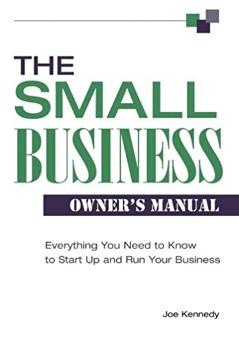 the small business owner s manual everything you need to know to rh amazon com Amazon Startup Challenge Amazon Startup Challenge
