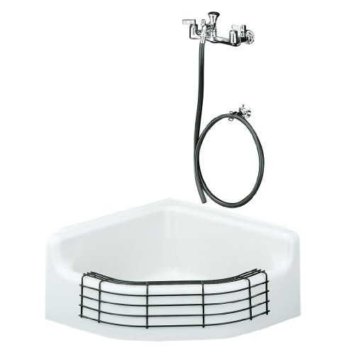 Kohler K-8940-NA Whitby Sink Rim Guard Coated Wire, Not Applicable