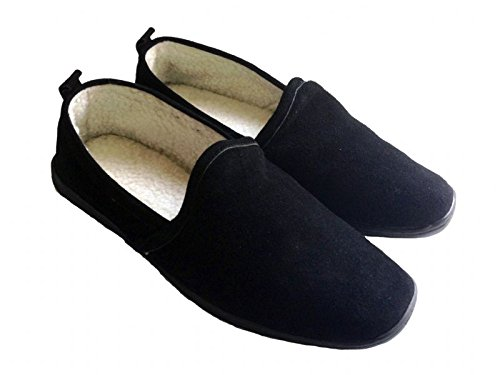 Mens Slip Slippers on Everyday Cozy a4PawqR0