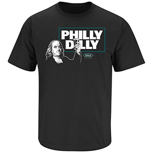 Nalie Sports Philadelphia Football Followers. Philly Dilly. Short Or Long Sleeve T-Shirt (Sm-5X) – DiZiSports Store