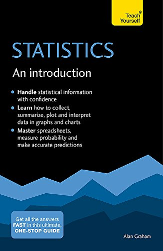 Statistics: An Introduction (Teach Yourself)
