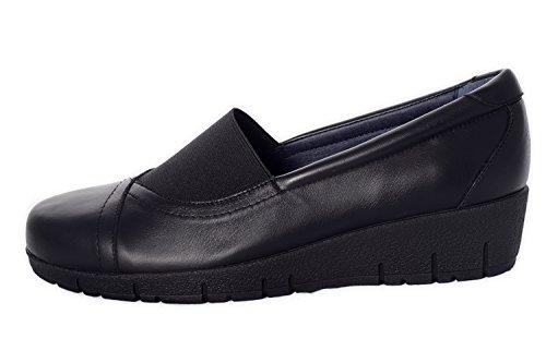 Noir Femmes Travail Couleur Pour de Chaussures Confortables Oneflex Mod Marie q6wH7f7