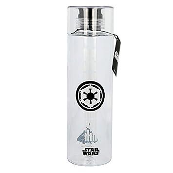 Botella Boquilla Silicona - Young Adult - 850 ML Star Wars: Amazon.es: Juguetes y juegos