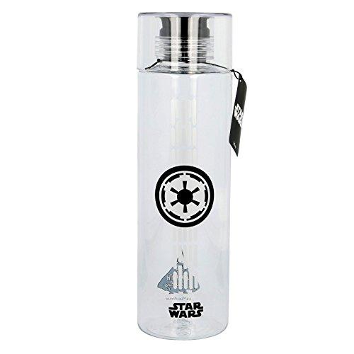 Botella TRITAN Boquilla Silicona 850 ML Star Wars