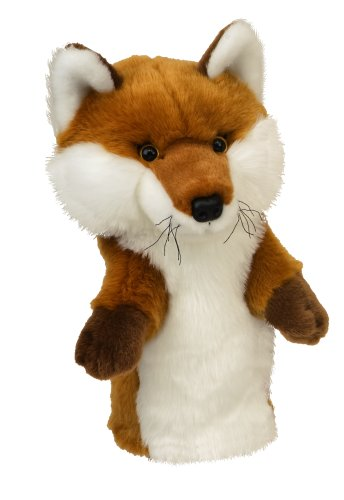 Daphne's Fox Headcovers - Fox Golf Headcover