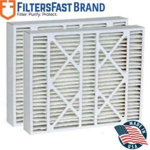 [해외]Filters Fast Compatible Replacement for Bryant FILXXFNC0017 MERV 11 Air Filter 2-Pack 16 x 20 x 5 (Actual Size: 15-58 x 19-34 x 4-516) / Filters Fast Compatible Replacement for Bryant FILXXFNC0017 MERV 11 Air Filter 2-Pack 16 x 20 ...