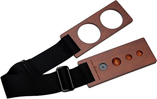 Otto Musica Artino Pin Stopper For cello / double bass Dark color, long by Otto Musica (Image #1)