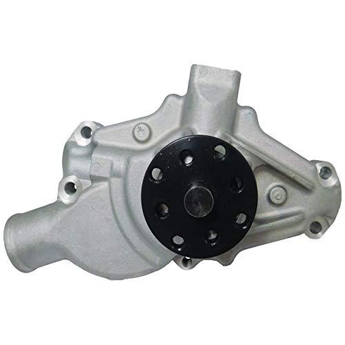 New SBC Lightweight Aluminium High Flow Short Water Pump Fits Chevy 262-400 Engines Chevy 350 Engine Weight