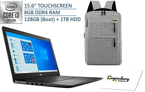 2020 Dell 15 3000 15.6 Inch HD Touchscreen Premium Laptop, 10th Gen Intel Core i3-1005G1 (Beats i5-7200U), 8GB DDR4…