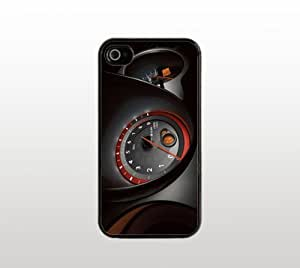 Nissan 370z Nismo Snap-On Case for Apple iPhone 5 - Hard Plastic - Black - Cool Custom Cover