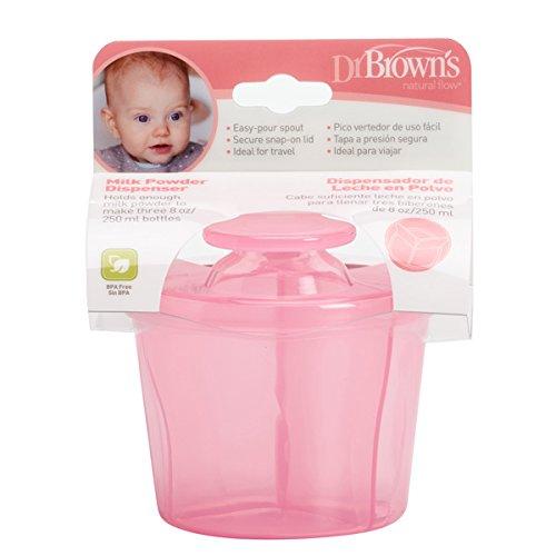 Pink Milk Powder Dispenser
