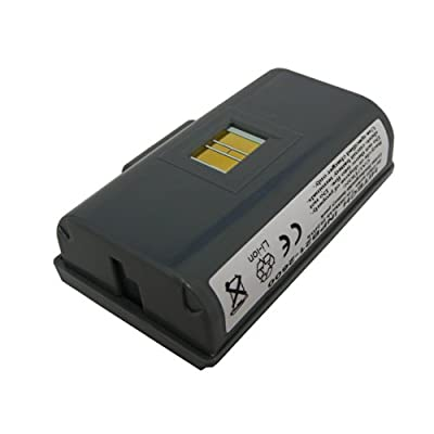 Hitech - Replaces Intermec 318-030-001, PB21, PB31, PB22, PB32 Barcode Scanner Battery (7.4V, 2500mAh)