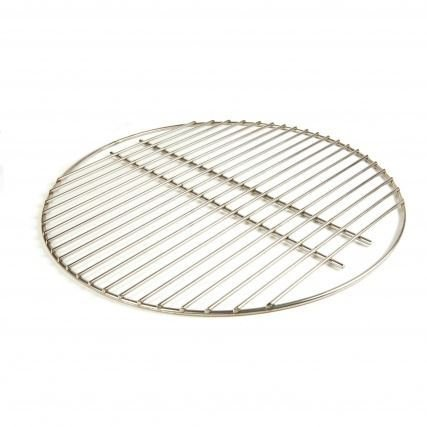 Big Green Egg - Stainless Steel Grid for X-LARGE EGG- Authentic Big Green Egg Grill & Smoker Accessories are a Must for BGE Users. Satisfaction Guaranteed! by Big Green Egg