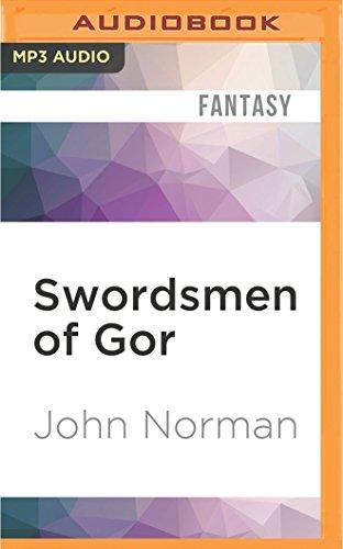 Swordsmen of Gor (Gorean Saga Series)