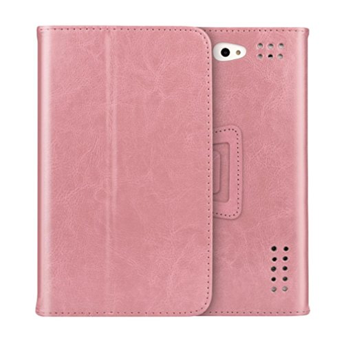 Sunfei for 7 Inch Android Tablet PC 706/6577 Universal Folio Leather Case Cover Stand - Leather 706