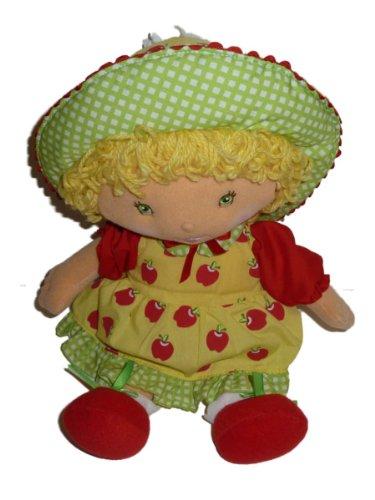 2003 Apple - Bandai Strawberry Shortcake Doll Apple Dumpling Talking Plush 2003