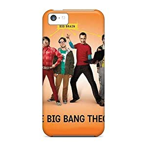 Cute Appearance Covers/oLm21892vVSY Big Bang Theory Cast Cases For Iphone 5c