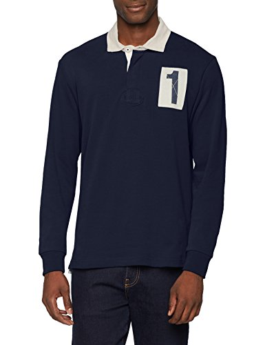 Navy Hackett Hackett London London Homme Polo wTX0Sf0q