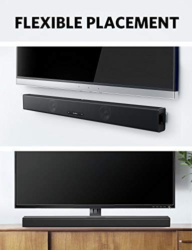 anker soundcore infini 2 1 channel soundbar deals coupons reviews. Black Bedroom Furniture Sets. Home Design Ideas