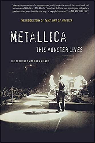 Amazon com: Metallica: This Monster Lives: The Inside Story of Some