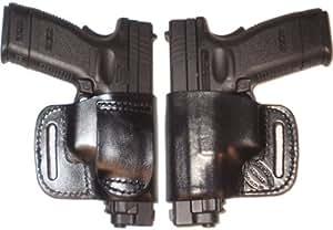 Desert Eagle 50,55, 357 Pro Carry Belt Ride Gun Holster Left Hand Black