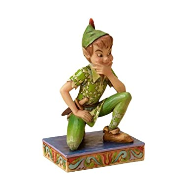 Disney Traditions by Jim Shore Peter Pan Figurine  Childhood Champion  (4023531)