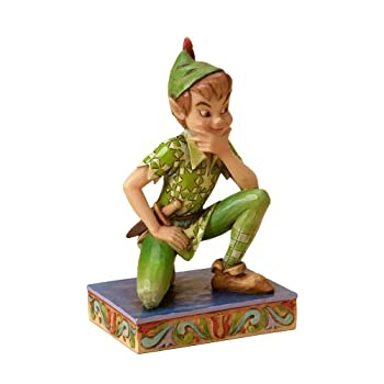 Disney Traditions by Jim Shore Peter Pan Stone Resin Figurine
