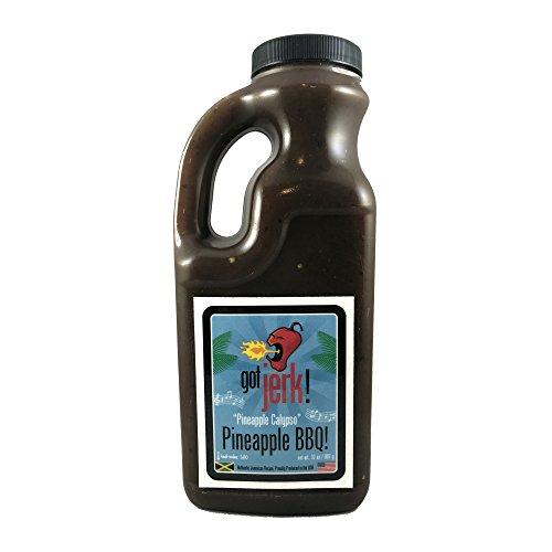 Got Jerk! Pineapple Calypso Caribbean BBQ Sauce   Sweet Pine
