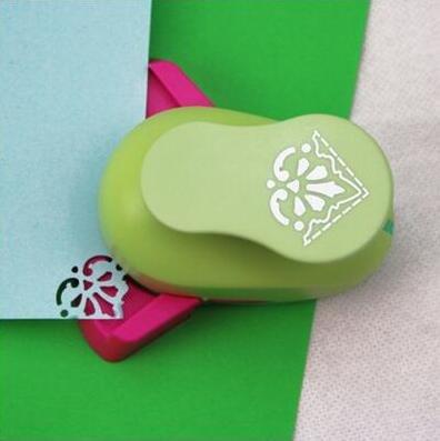 Fascola 1PcsEmbossing DIY Corner Paper Printing