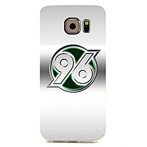 Famous Design FC Hannover FC Series Football Club Phone Case Cover For Samsung Galaxy S6edge 3D Plastic Phone Case