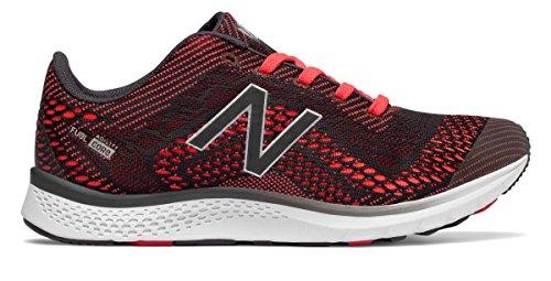 トラブル土器考古学的な(ニューバランス) New Balance 靴?シューズ レディーストレーニング FuelCore Agility v2 Energy Red with Phantom レッド US 10.5 (27.5cm)