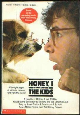 Honey, I Shrunk the Kids (Reading Level 4, Ages 8-Up)