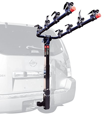 Allen Sports Deluxe 4-Bike Hitch Mount Rack with 2-Inch (2 Bike Hitch Rack)