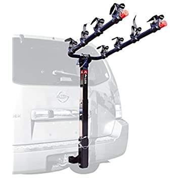 Allen Sports Deluxe 4-Bike Hitch Mount Rack with 2-Inch Receiver
