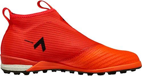 Adidas Asso Tango 17+ Purecontrol Scarpe Da Tappeto Erboso Da Calcio Solare Rosso / Arancione Solare / Interno Nero