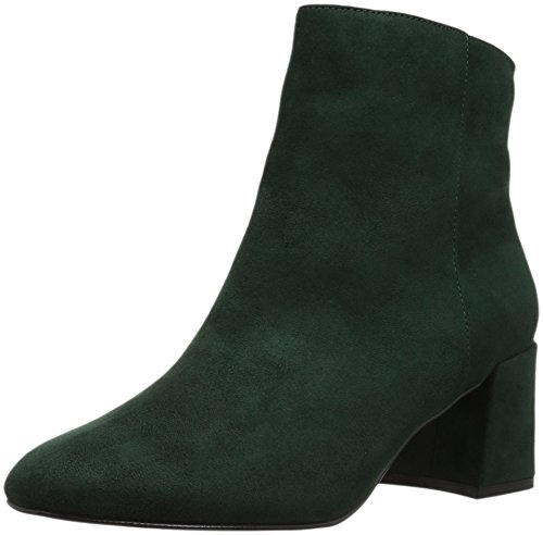 Chinese Laundry Women's DARIA Ankle Boot, Forest Green Suede