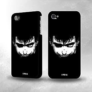 Apple iPhone 4 / 4S Case - The Best 3D Full Wrap iPhone Case - Berserk Guts